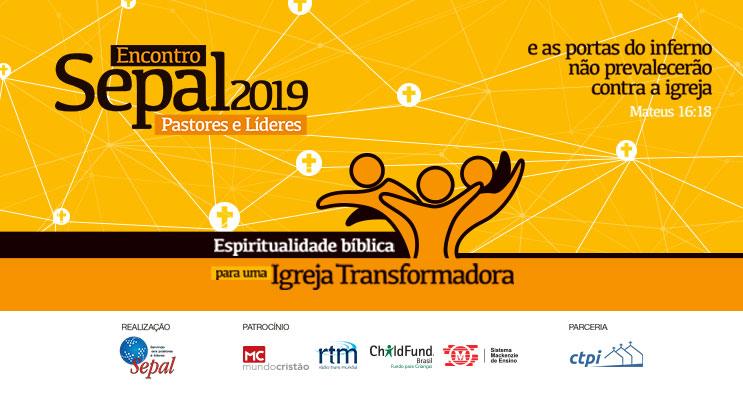Encontro Sepal 6 a 10 de maio de 2019